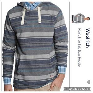 Woolrich Baja Days Hooded Pullover - REI